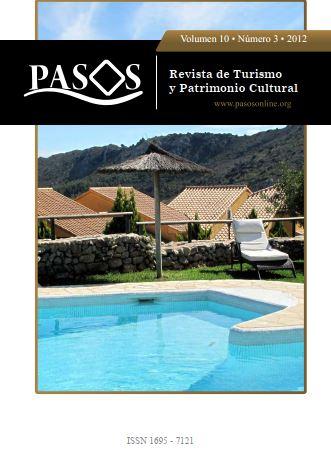 PASOS Revista de Turismo y Patrimonio Cultural 10(3), 2012
