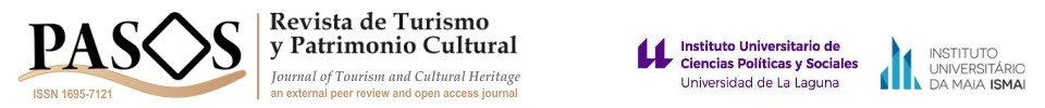 PASOS Revista de Turismo y Patrimonio Cultural